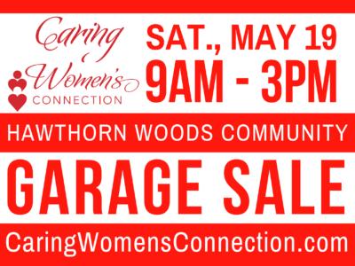 CWC Garage sale