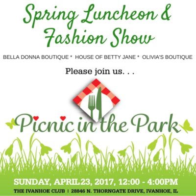 Spring Luncheon & Fashion Show