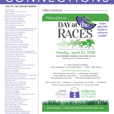 aprilmay 2018 connections