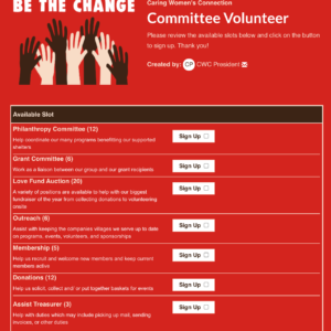 cwc committee