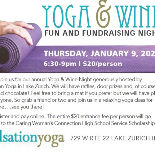 yoga and wine 2020